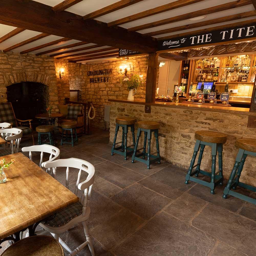 The Tite Inn bar